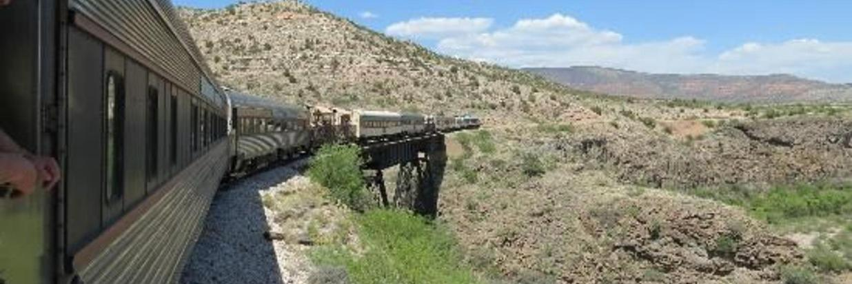 Verde Canyon Wilderness Railroad