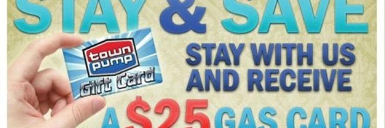 Stay & Save Gas Package