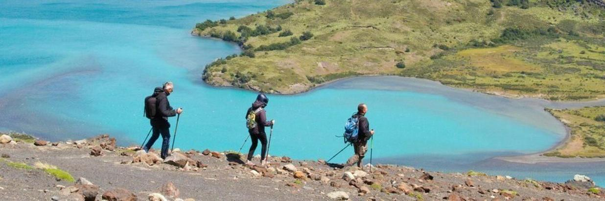 Torres del Paine as the best trekking place in South America