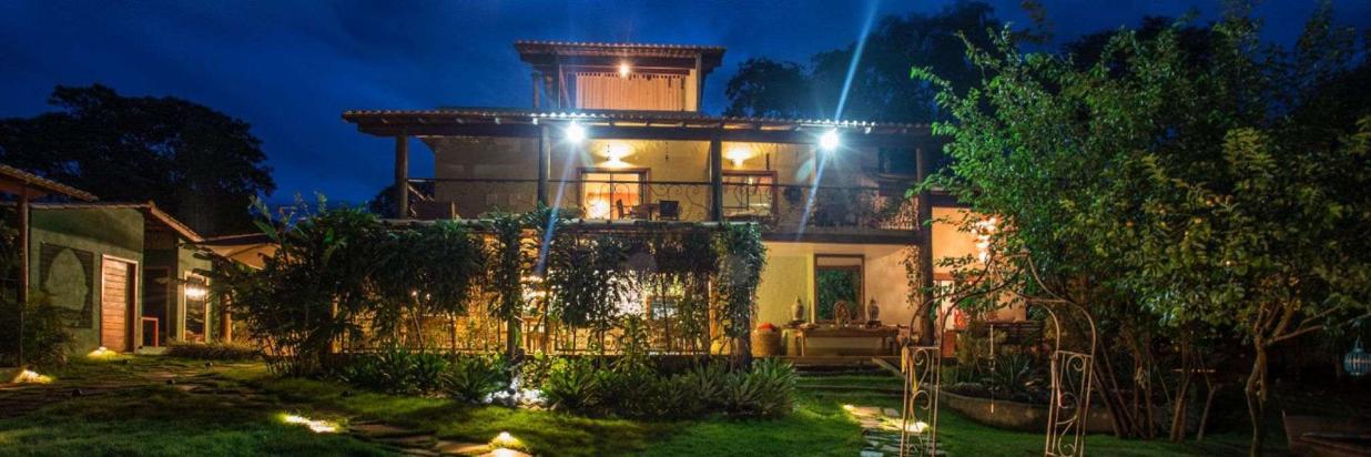 Casa da Lua Pousada | Alto Paraíso de Goiás | Goiás | Brasil
