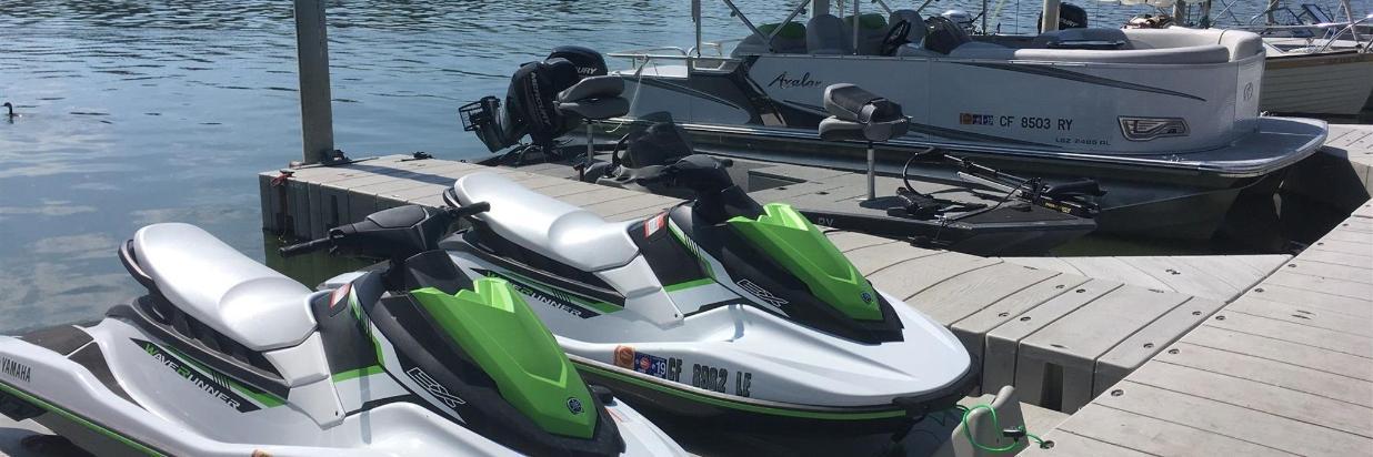 Boat & Watercraft Rentals