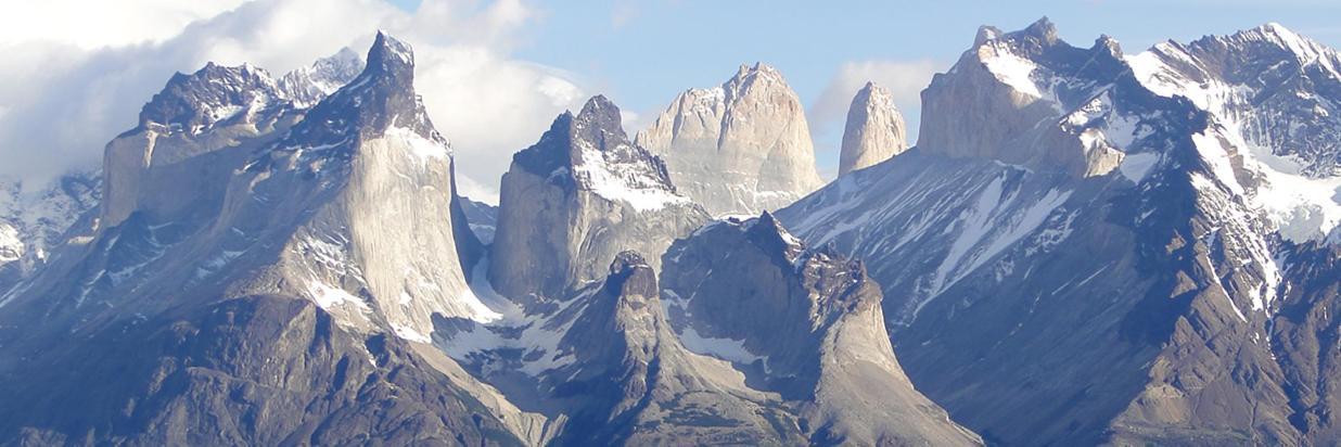 Mirador Cuernos del Paine