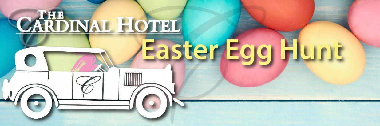 寻找复活节彩蛋活动