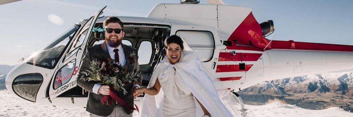 Heli Wedding package