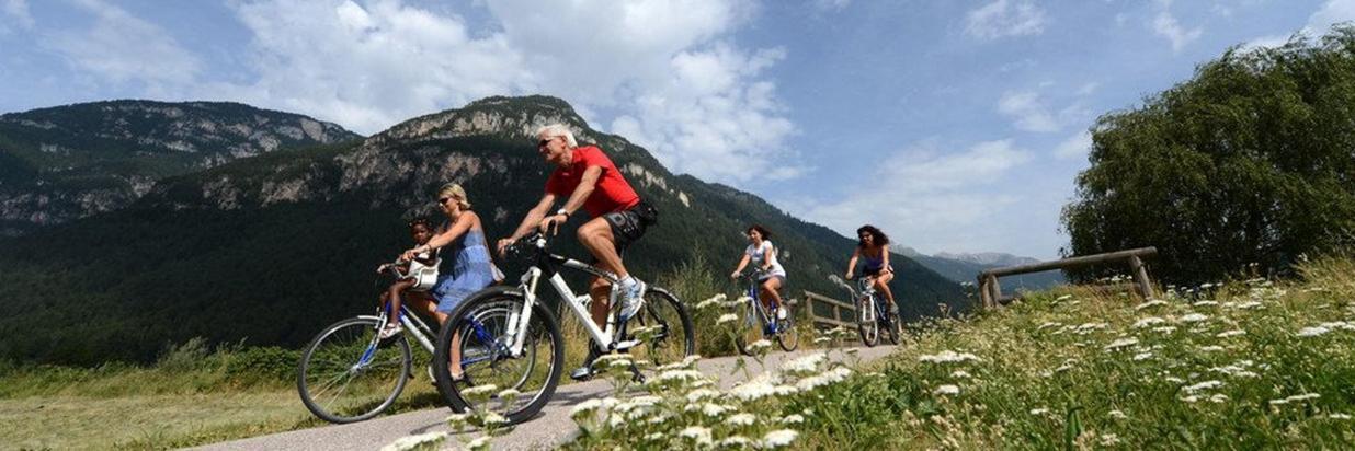 Vacanza in Mountain Bike