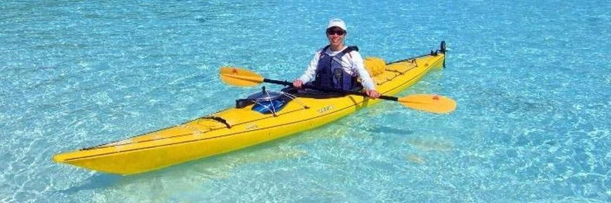 Aventuras guiadas en kayak