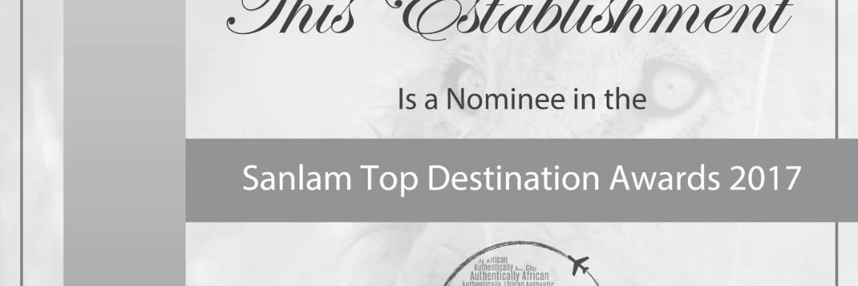 Sanlam Top Destination Awards Nominee Certificate 2017.jpg