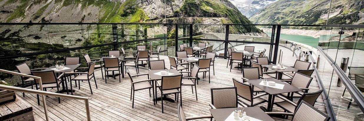 Terrace restaurant Hochalm