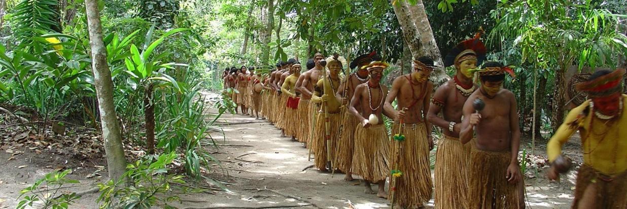 A Aldeia da Jaqueira e a tradição Pataxó