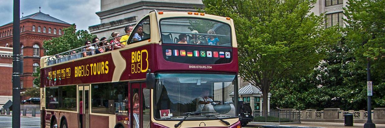 Big Bus Tour Weekend