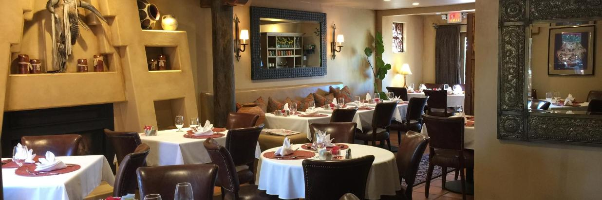 Dining at the Inn