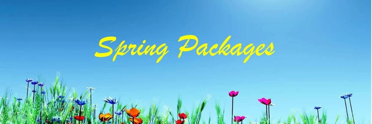 Spring Packages