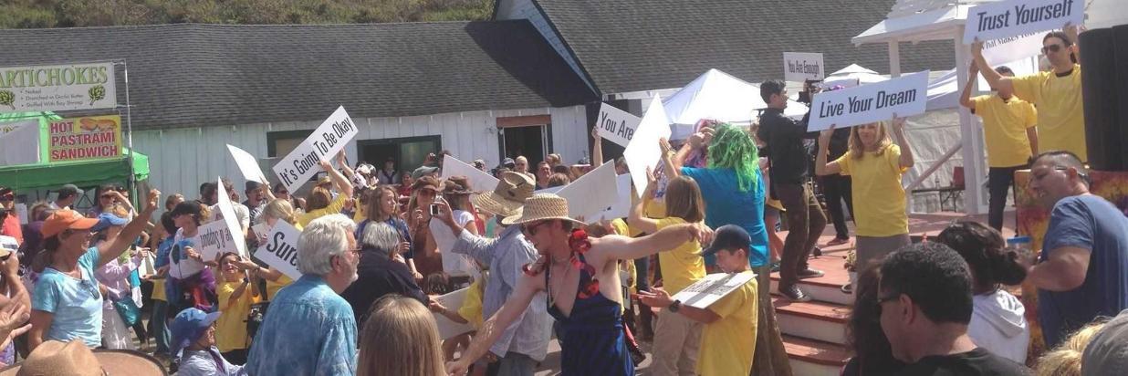 Pescadero Art & Fun Festival