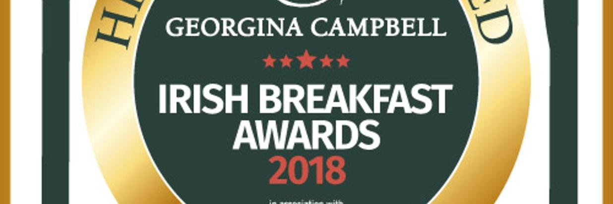 Irish Breakfast Award 2018