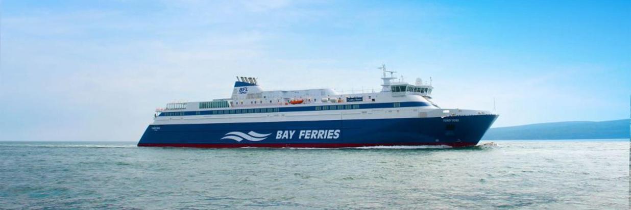 Bay Ferries Golf Package