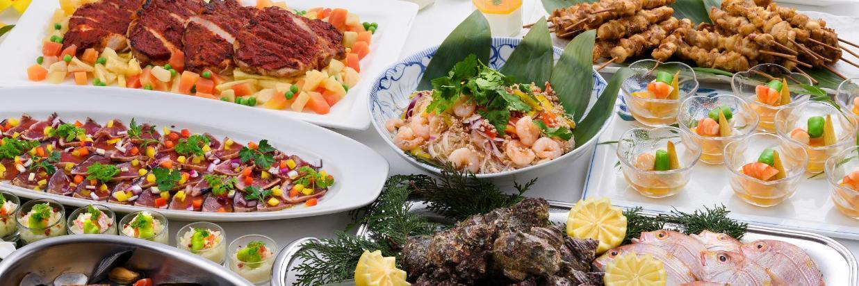 加夏dinner_buffet 3000.jpg