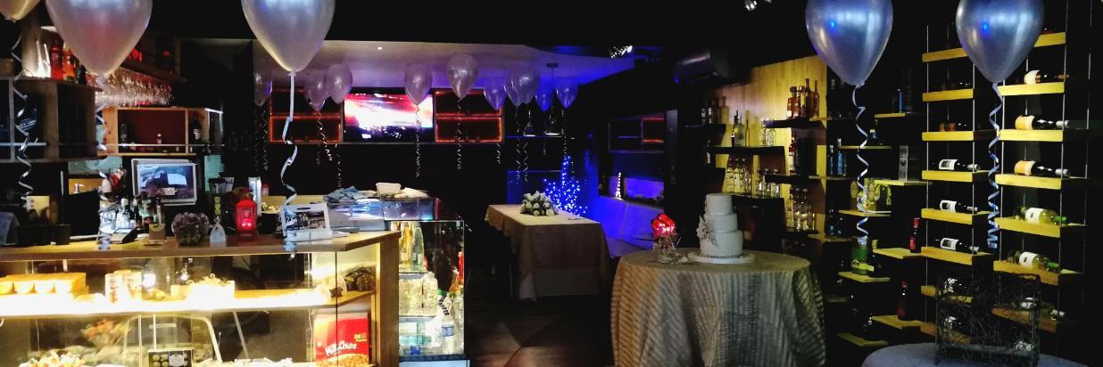 Eventos especiales en La Cava del Aqua restaurante
