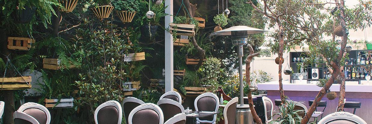 El Caracol Azul餐厅