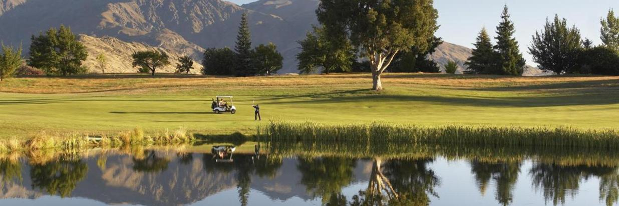 The Rees' Ultimate Queenstown golf package