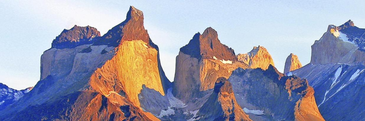 Viewpoint Cuernos del Paine