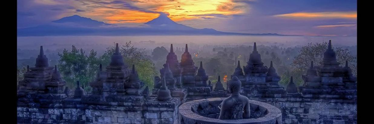 Paket Tour Borobudur Sunrise | Leancy Travel