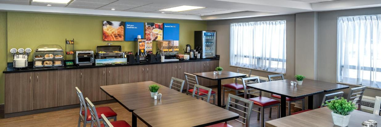 Enjoy Hot Breakfast in Spacious Breakfast Room.jpg