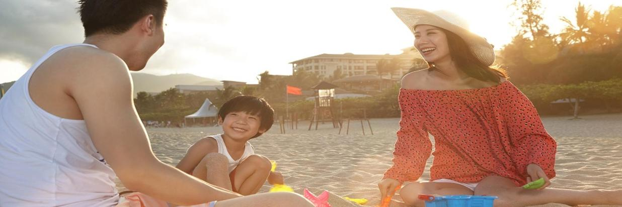 【Fun Family Package 2-3 Nights】