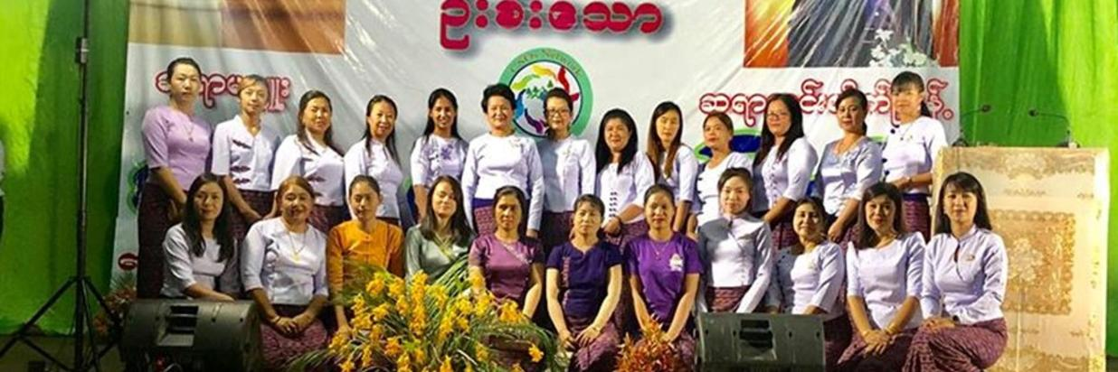 Organize Lecture Event w/participations of Teacher Jue & Lin Thike Nyunt in Nyaung Shwe.