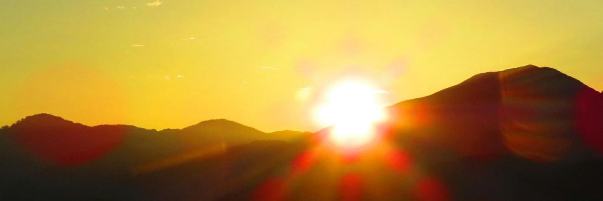 阿里山日出 Alishan Sunrise