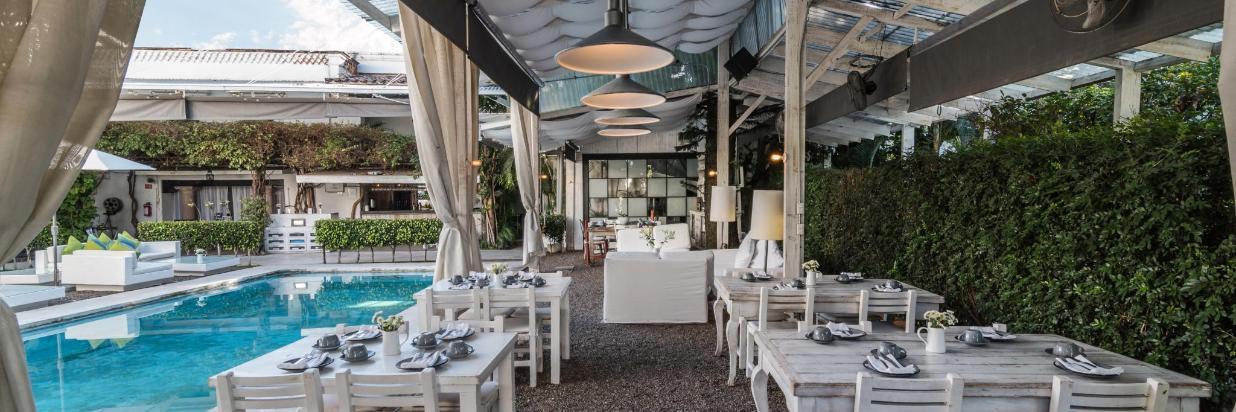 Disfruta un deliciosos menú de Comida Mexicana y Comida Mediterránea con un twist Californiano. House Restaurante en Cuernavaca. Las Casas B+B Boutique Hotel , Spa & restaurante en Cuernavaca