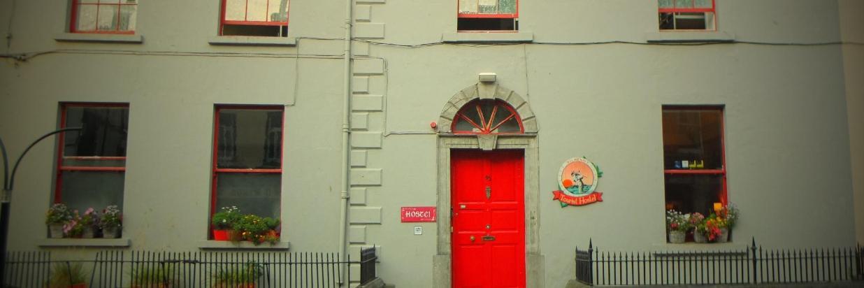 Kilkenny Tourist Hostel Exterior.JPG