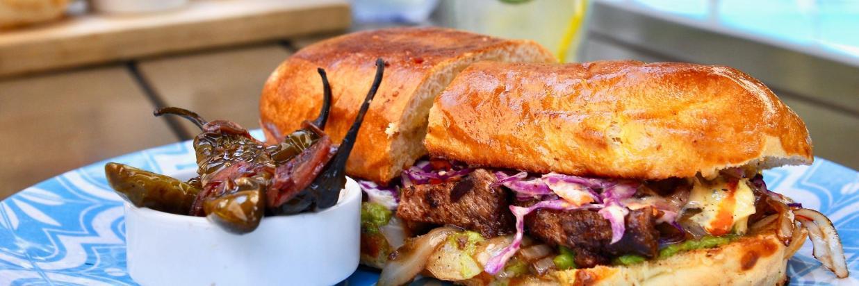 ¡A Comer Al Estilo Cuernavaca! HOUSE Restaurante, En el interior de Las Casas B+B Boutique Hotel, Spa& Restaurante