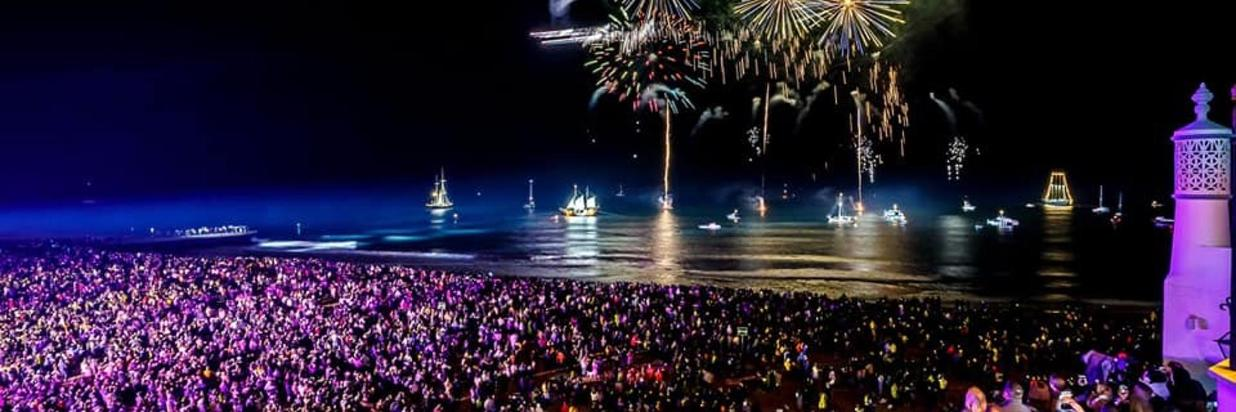 Celebrate New Year's Eve 2021 with Janelas do Mar!