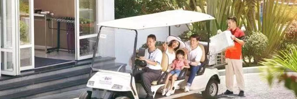 [Family fun vacation package for 2days & 1 night]