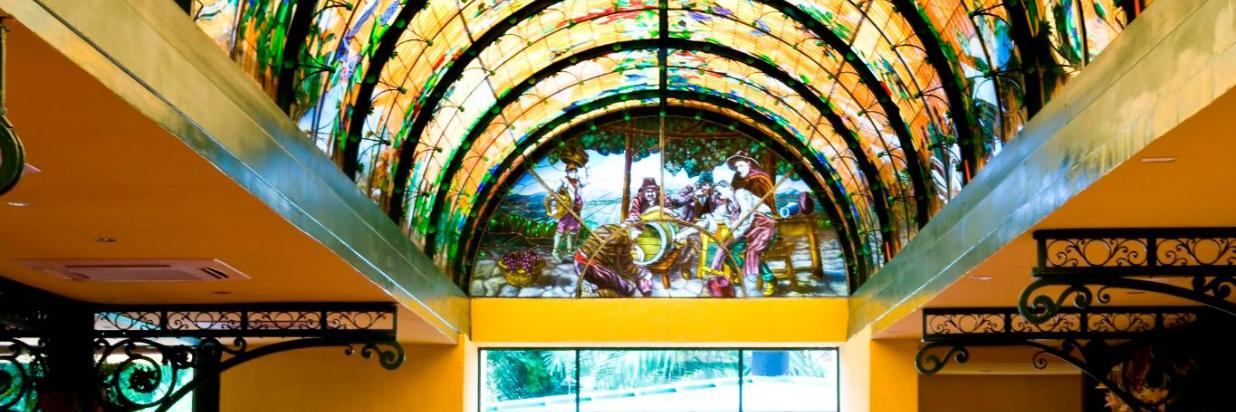 Hotel Santa Cruz_Restaurant Los Varietales.JPG