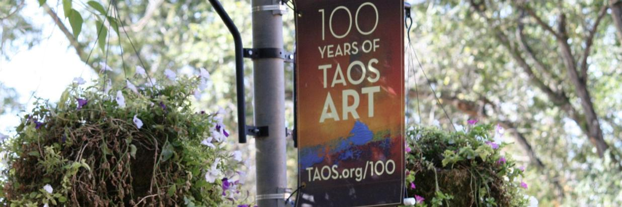 More than 100 years of Taos Art!