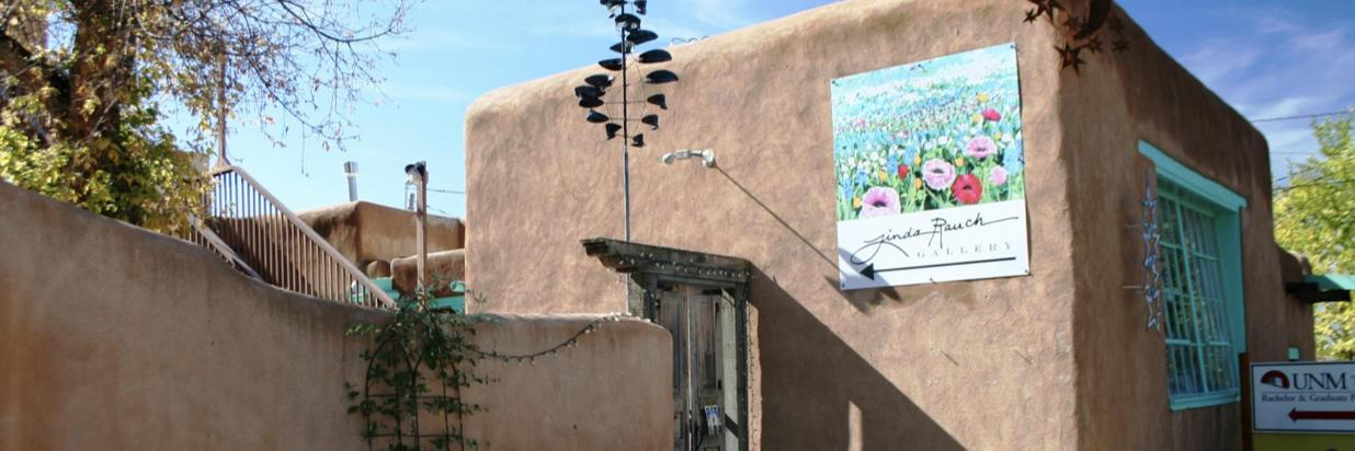 Galleries abound in Taos, many of which are walking distance from the Inn