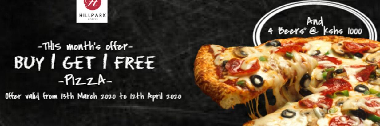 Facebook Hillpark Pizza 2 for 1 offer.png