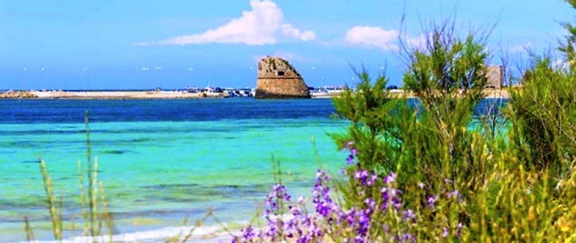 Torre Sgarrata (tra Marina di Pulsano e Torre Ovo)