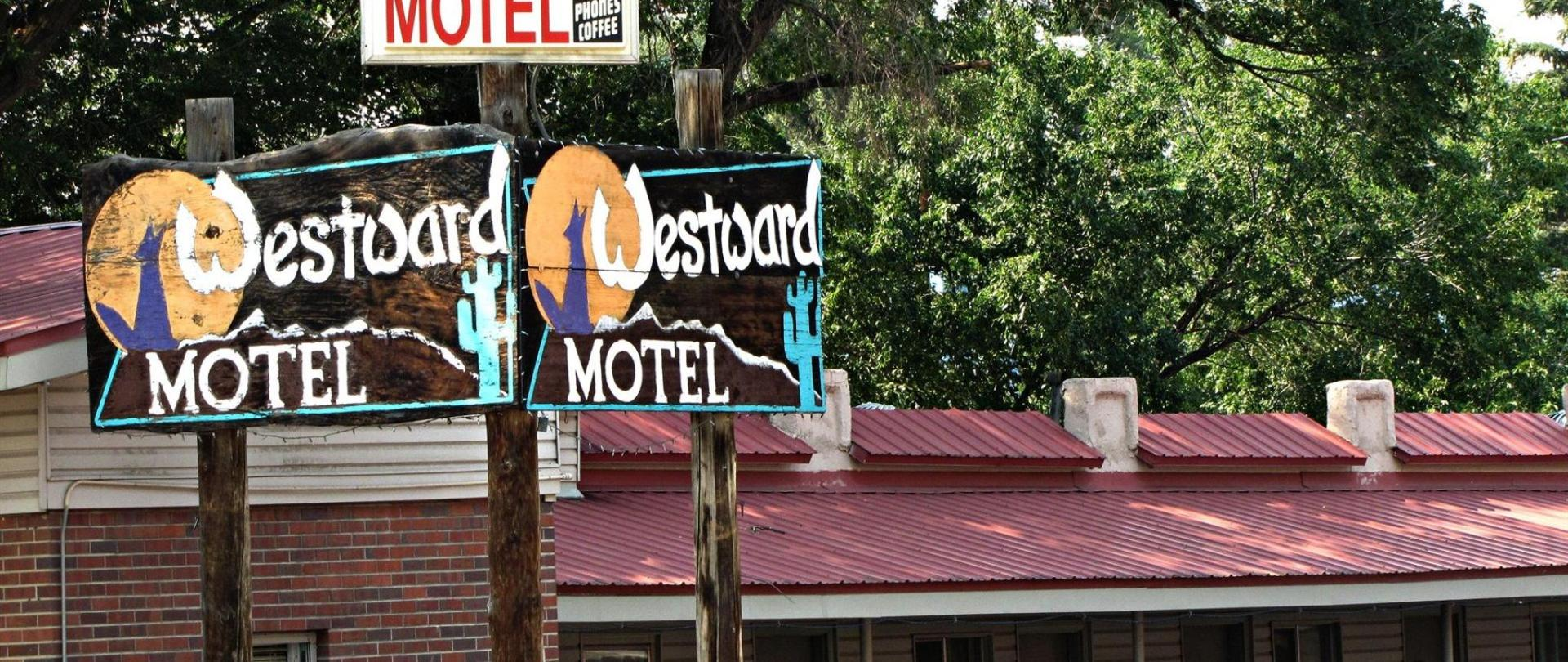 Westward Motel High Res Photo