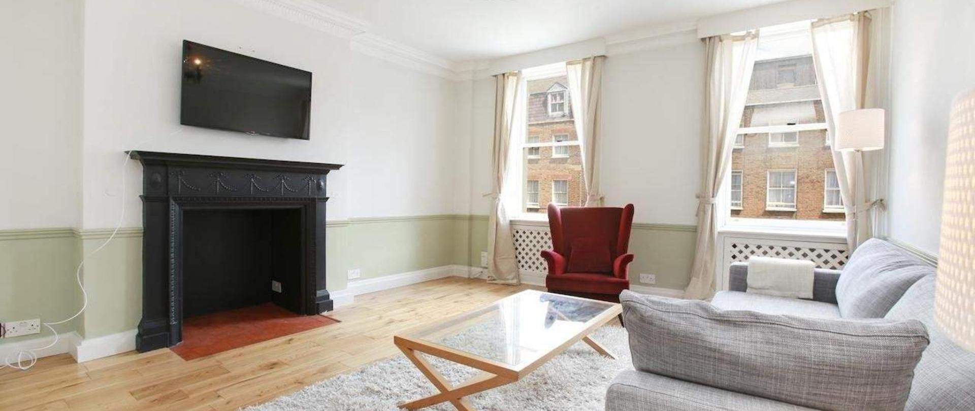Private Apartment Marble Arch Mayfair London