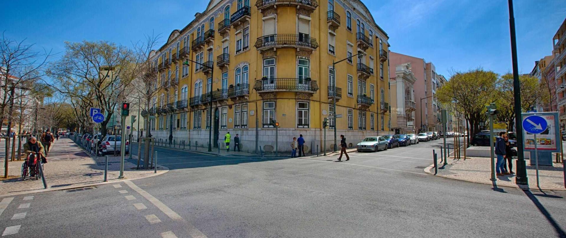 Chalet D Avila Guest House Lisboa Portugal