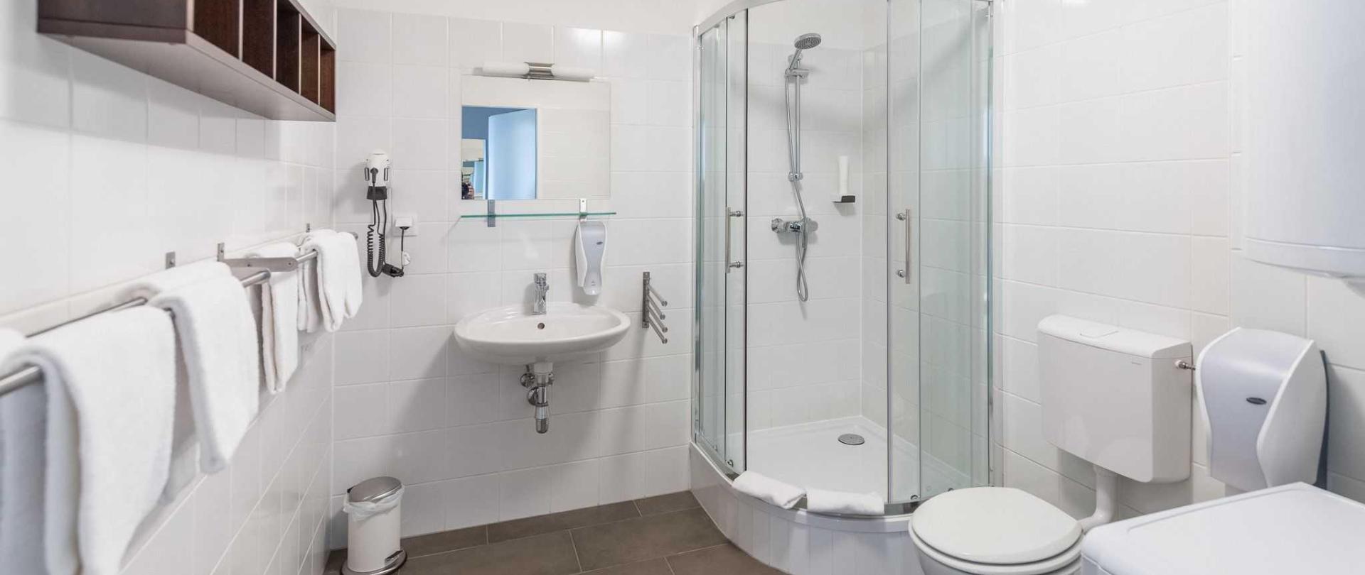 Badezimmer Apartments Graz