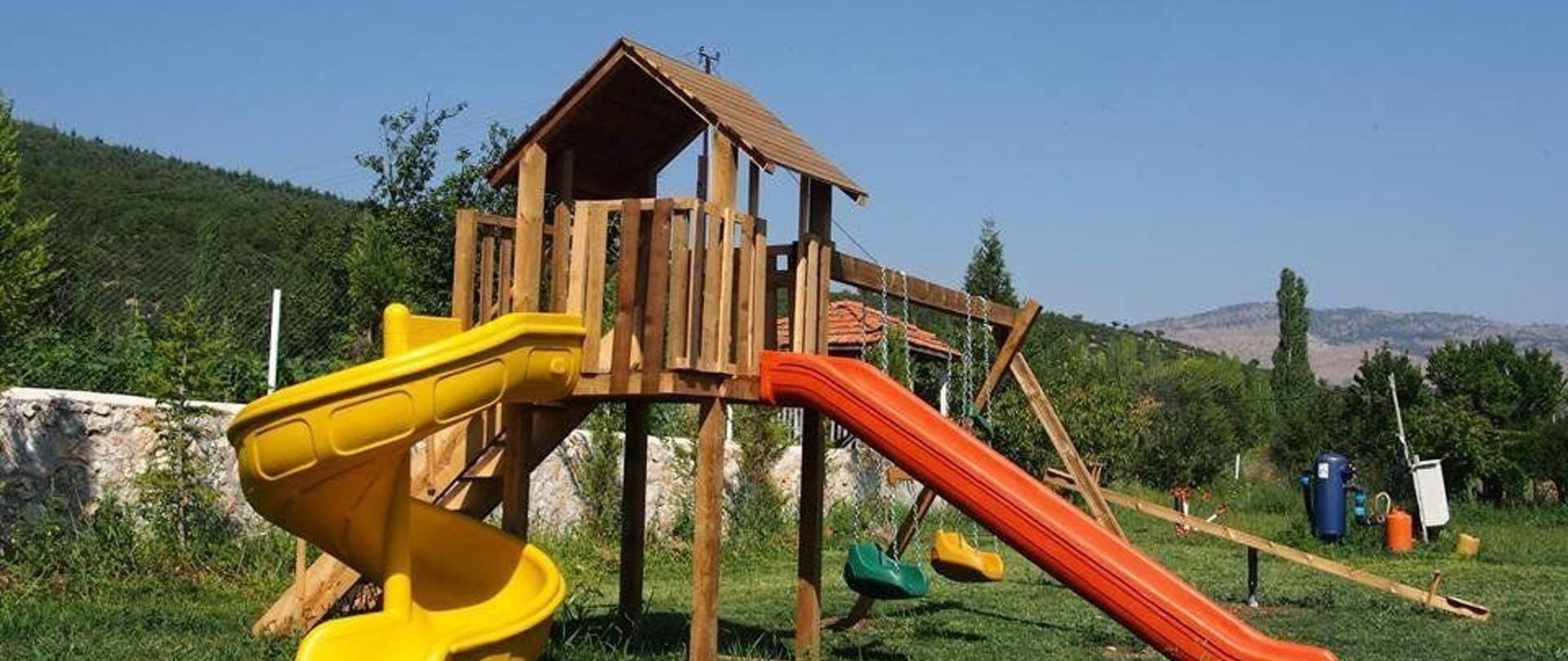 Tefenni Villas Park