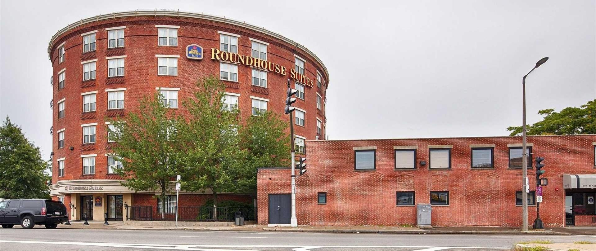 Best Western Plus Boston Hotel