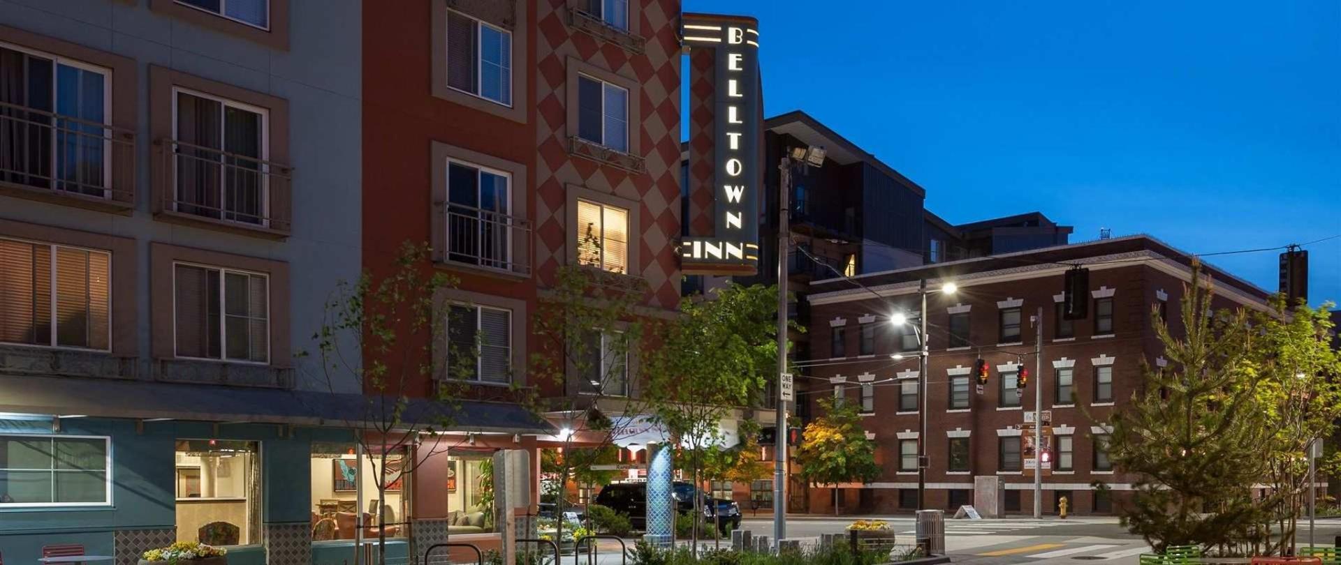 Belltown Inn Official Site Inns In Seattle