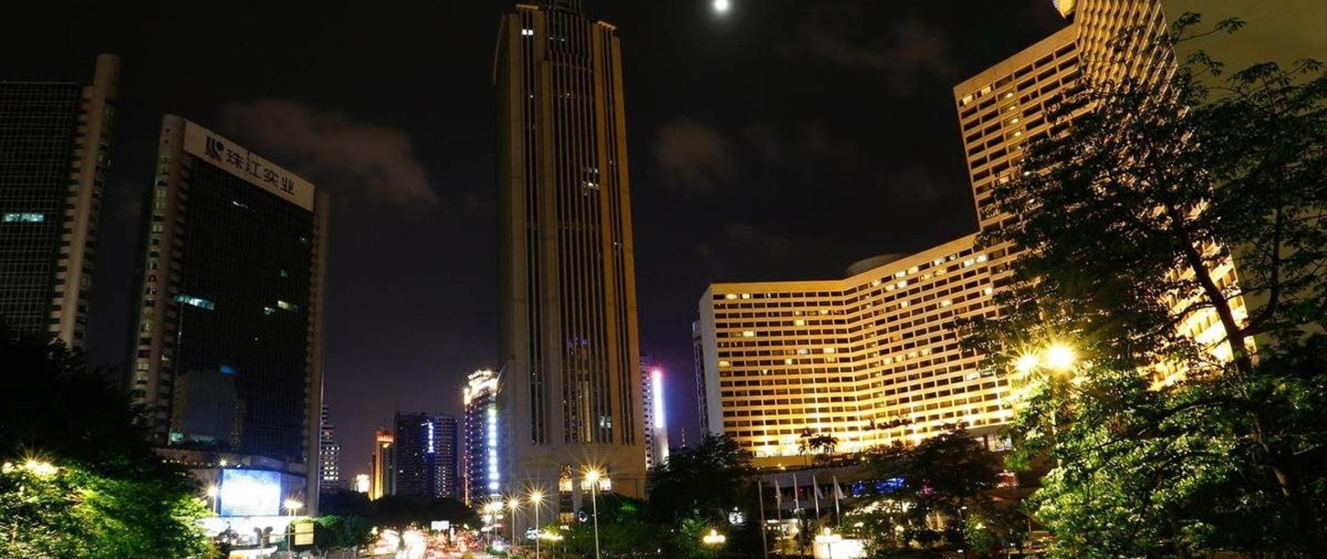 Guangzhou Boman Apartment Zhengjia Huanshi Branch