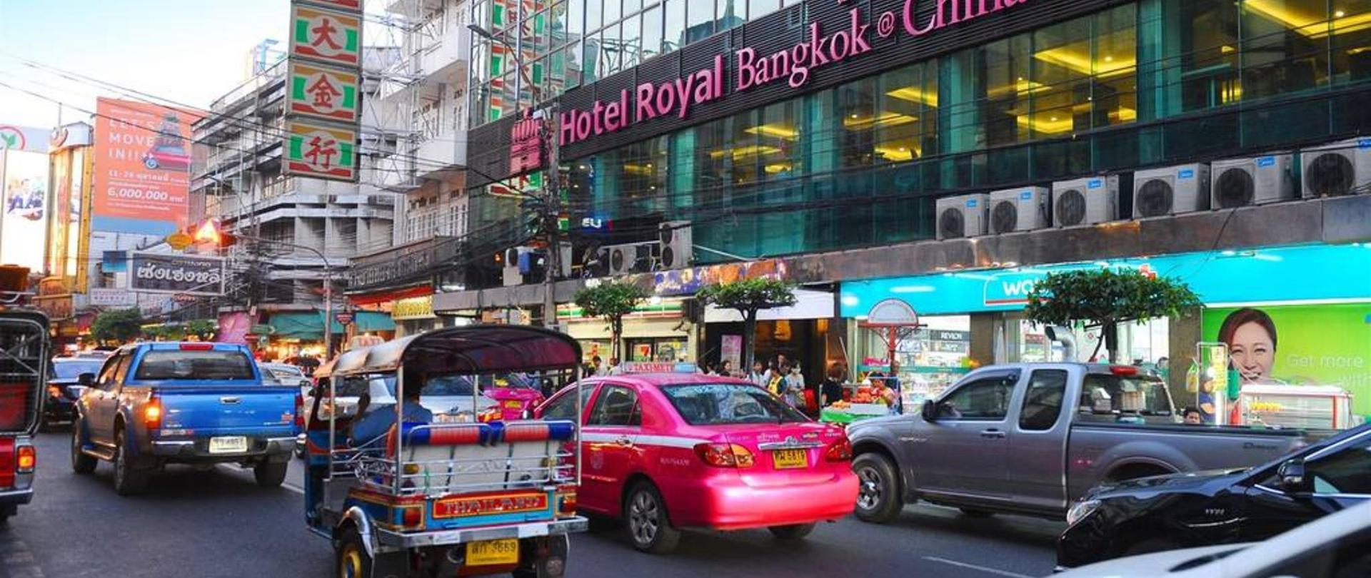 Official Site Hotel Royal Bangkok Chinatown Bangkok Thailand