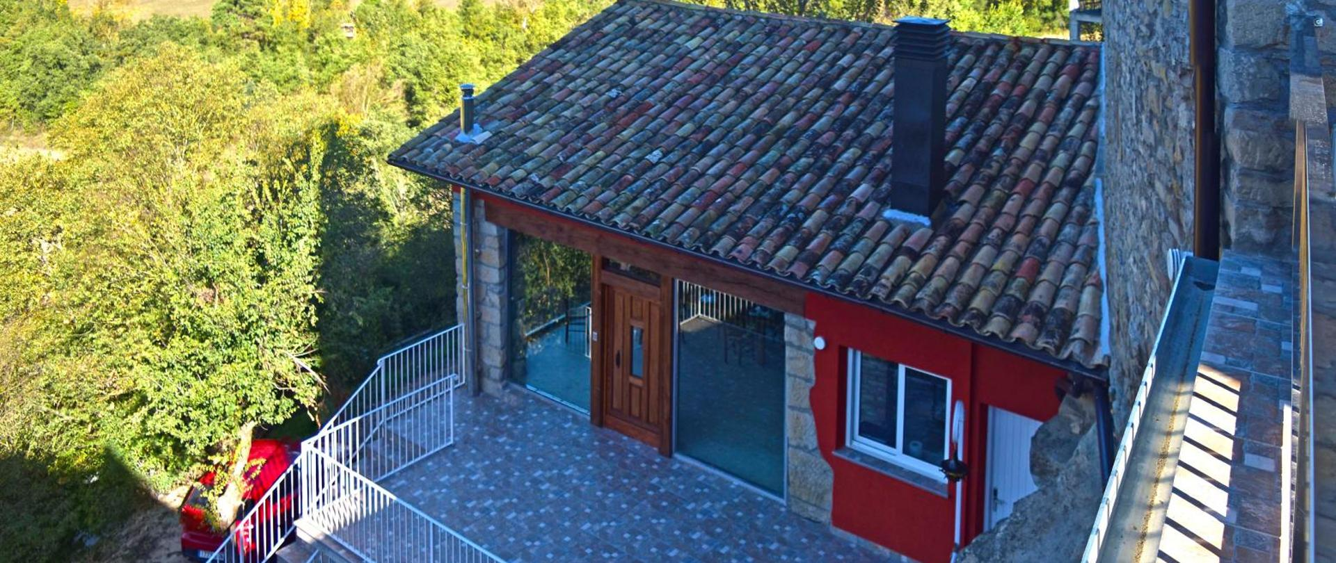 La Abadia Rural Cottage