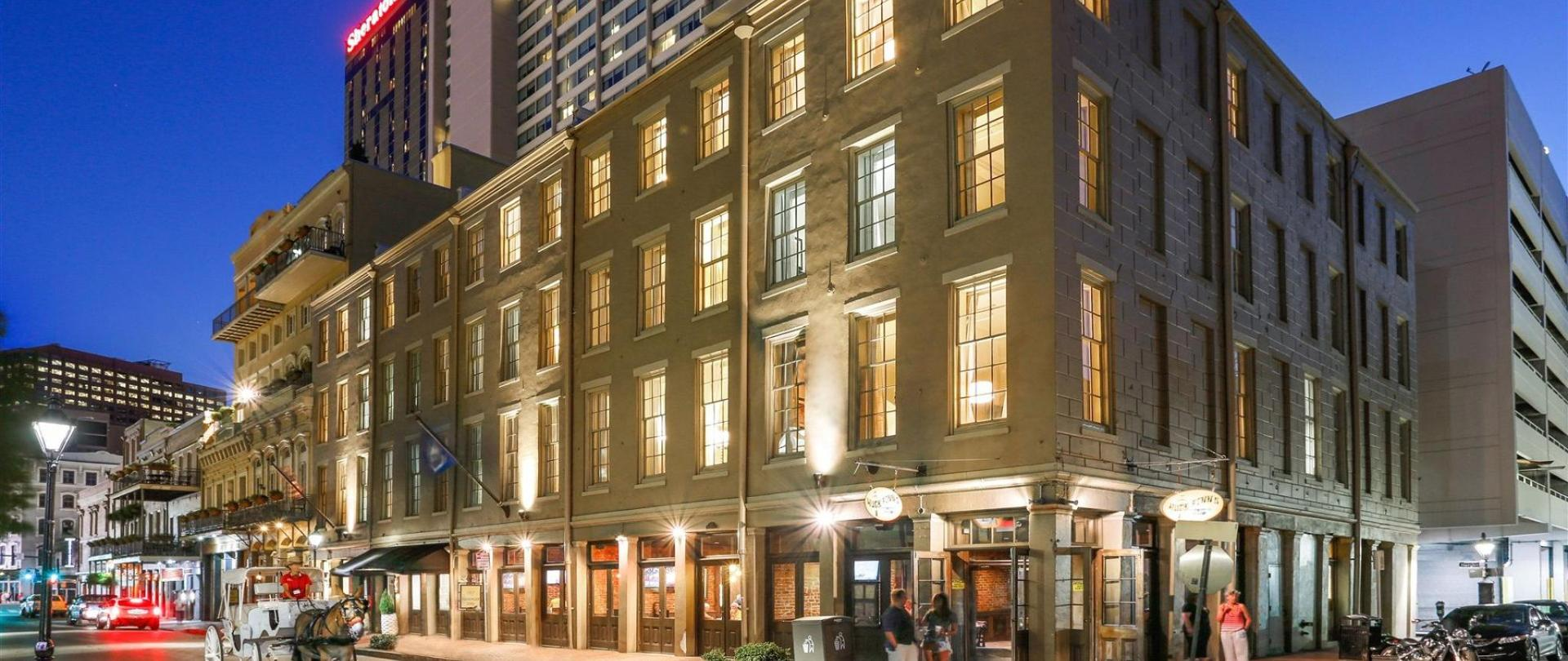 La Galerie Hotel New Orleans French Quarter Best Location